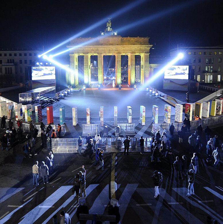 20 години от падането на Берлинската стена