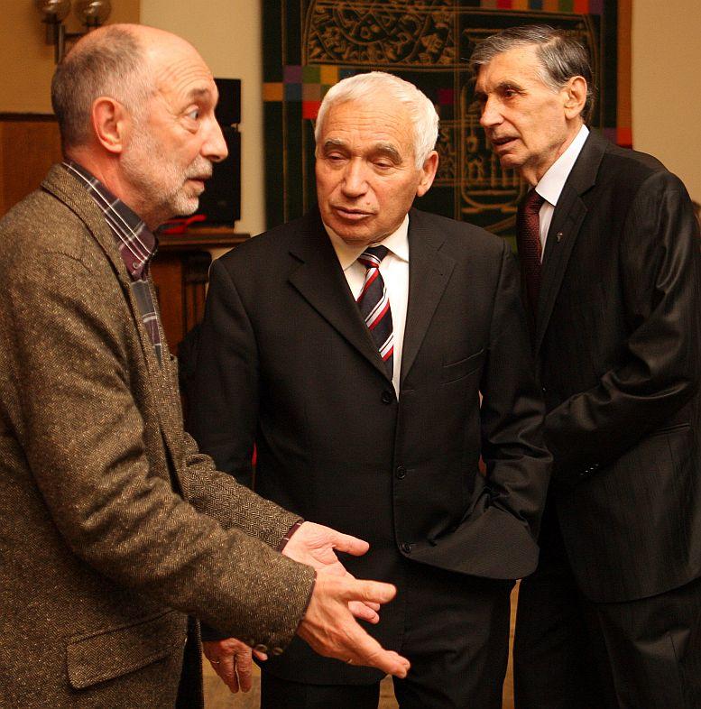 Старите дисиденти пак се събраха в Яйцето