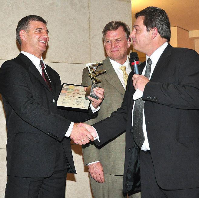 Белгия и Люксембург наградиха БГ фирми