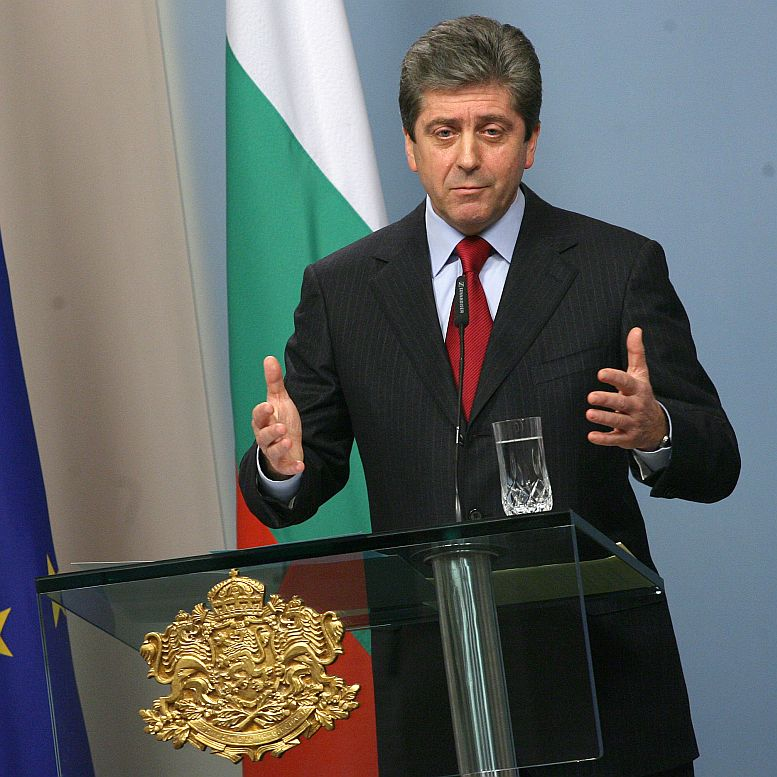Първанов: Играта загрубя, няма да отстъпя!