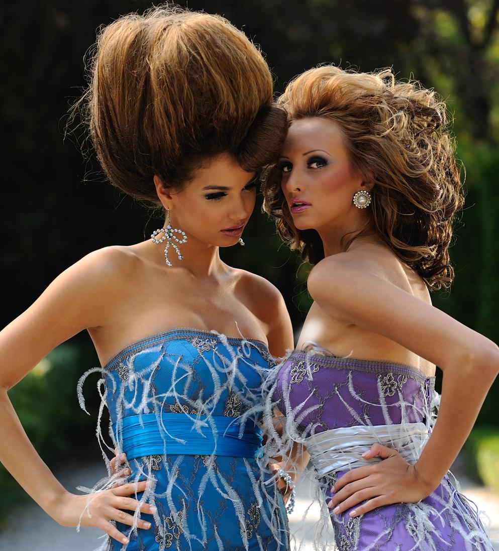 Юлия Юревич и Блага Митева супер ефектни в нова фотосесия