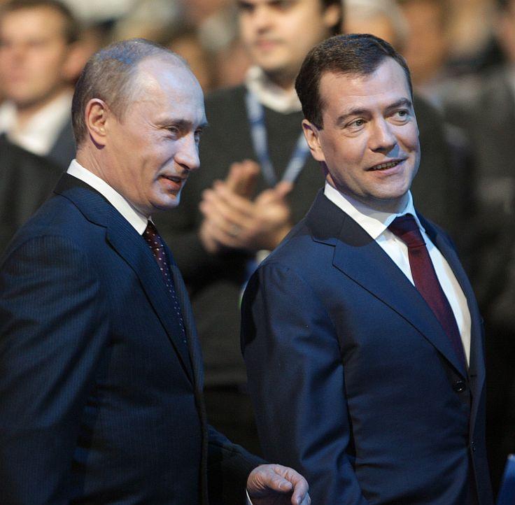 Русия свела до минимум щетите от кризата
