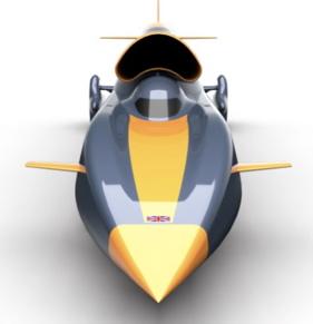 Създадоха кола, която развива 1609 километра в час