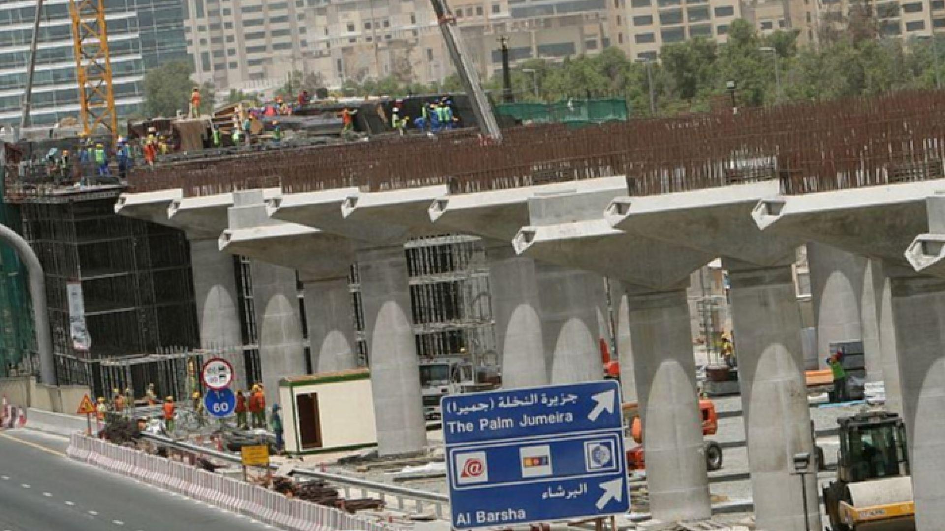Формулата на Дубай за икономически успех изглежда се износва