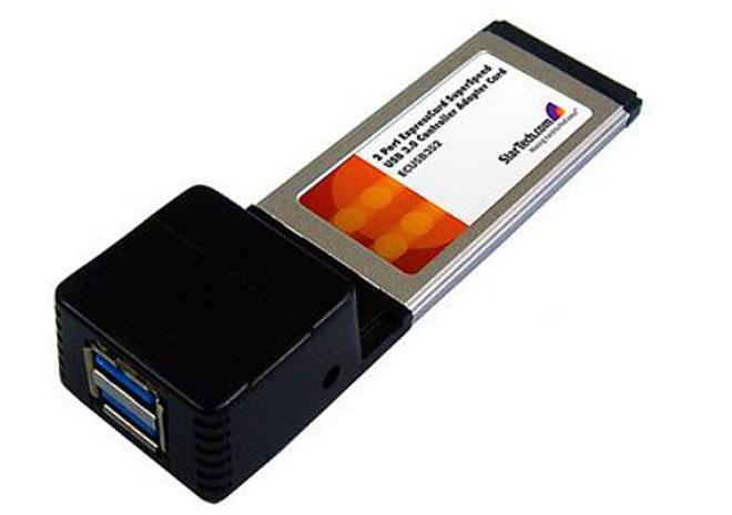 Как да снабдите лаптопа си с USB 3.0