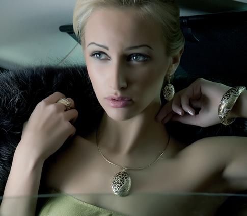 Юлия Юревич ще дефилира на Dubai Fashion Fiesta 2010