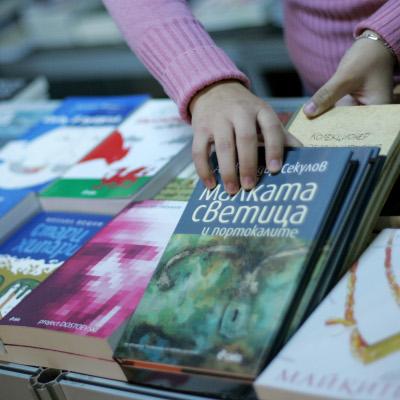 Децата на 15 г. спирали да четат книги