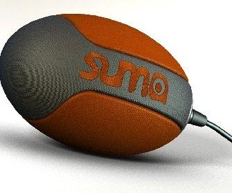 3D мишка: Suma контролер е стискащо се устройство
