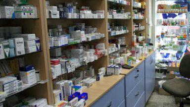 Клиенти осуетиха въоръжен грабеж в аптека в центъра на София
