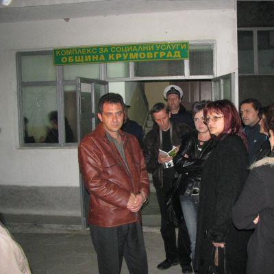 От болницата съдът пусна парнаджията от Крумовград
