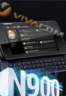 Дебют на Nokia N900 у нас