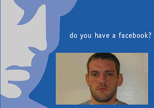 Търсят избягал затворник по Facebook статуса му