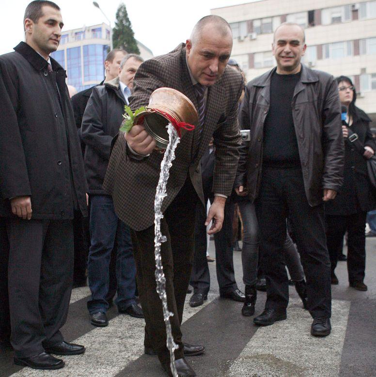 Борисов: Най-тежко е да си пъдар на обран бостан
