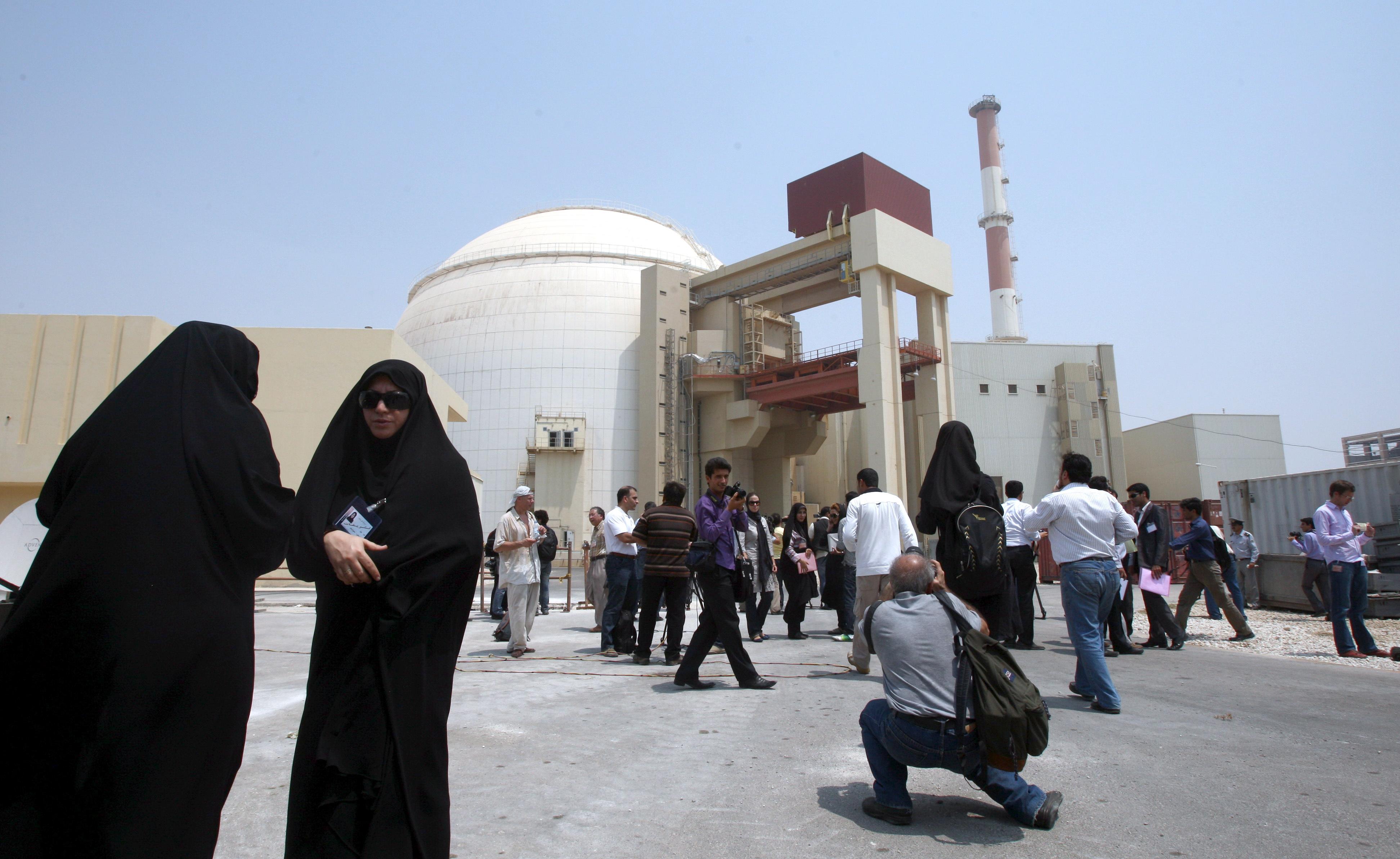 """""""Дейли мейл"""": Израел може да удари Иран на Коледа"""