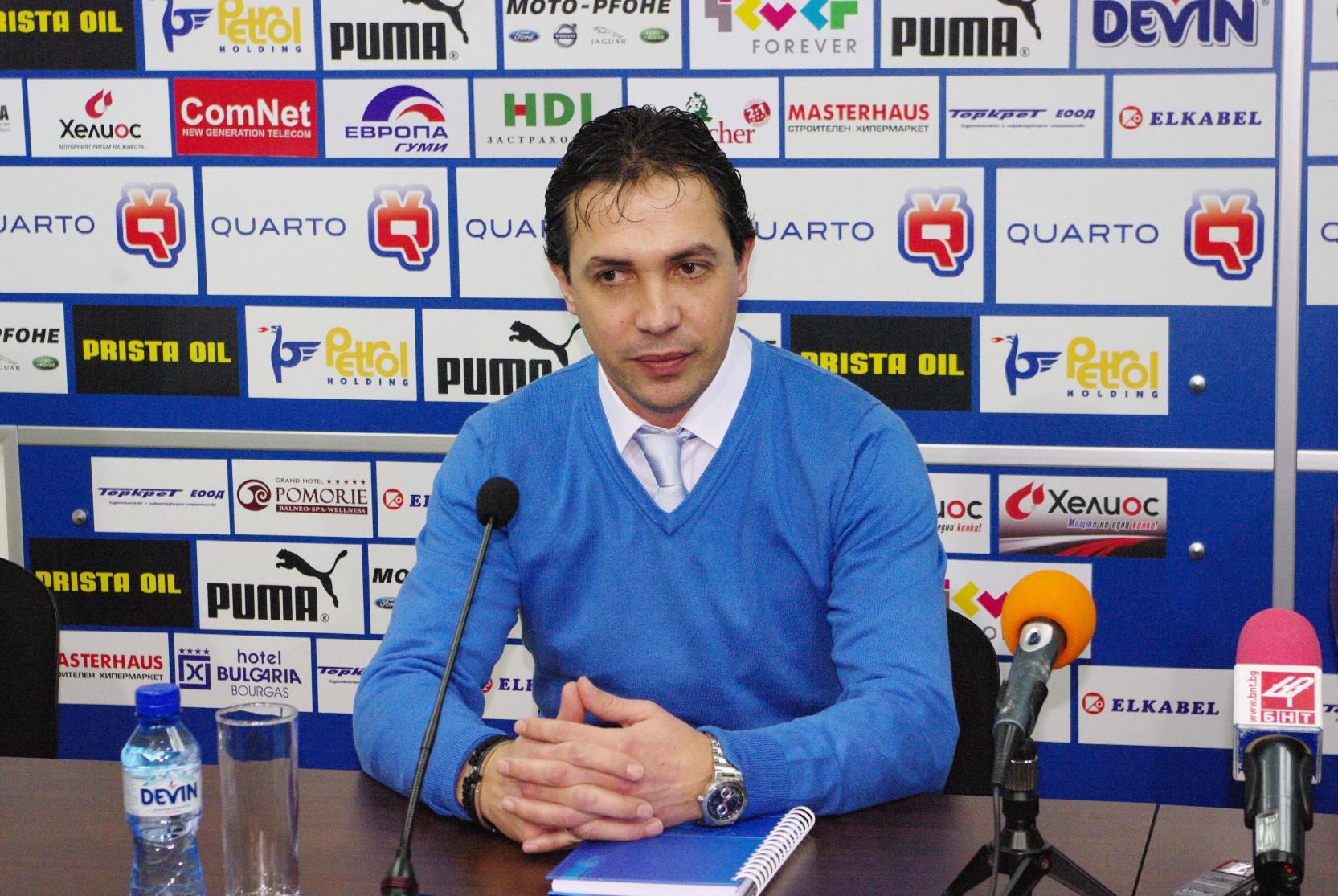 Велков: ЦСКА е с едни гърди пред Левски