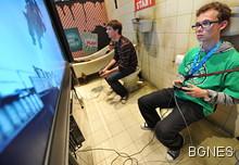 Японци изобретиха видеоигра за тоалетна