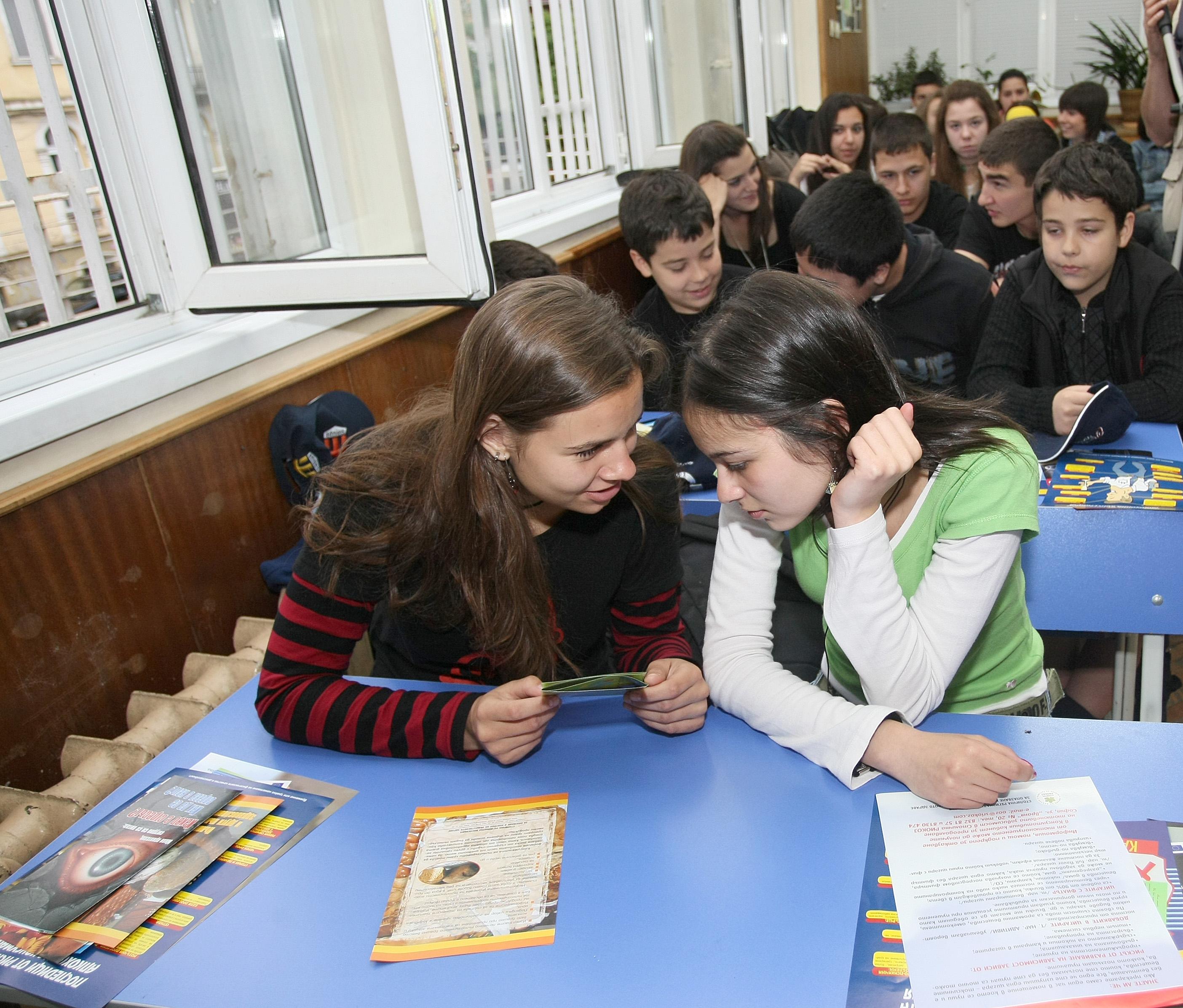 Електронен дневник ще съобщава какво правят децата в училище