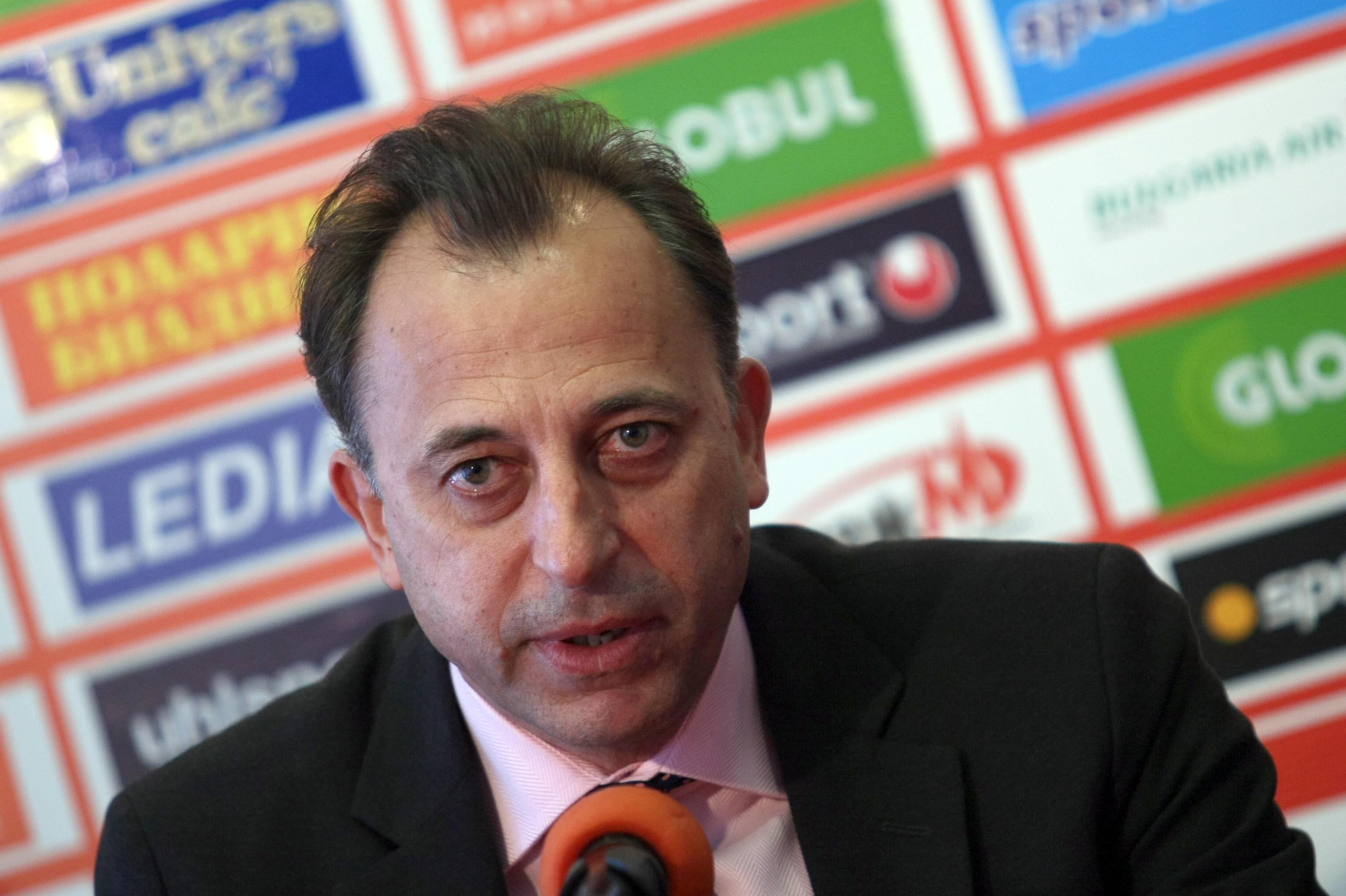 Венци Живков: Нямаме конфликт с Лечков