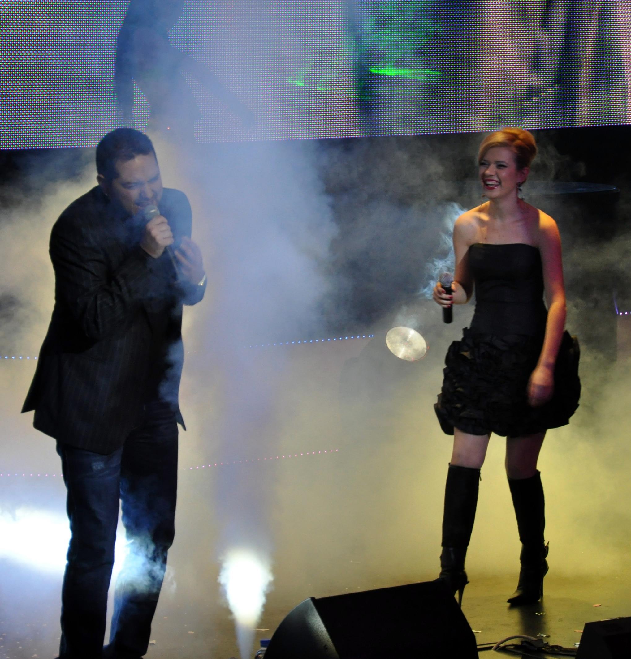 Борис Солтарийски и Нели Петкова със собствено шоу