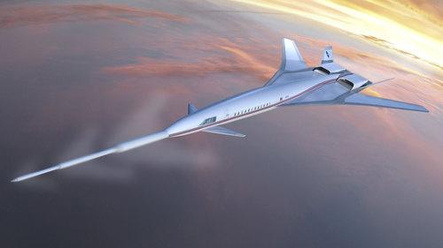 NASA разработва свръхзвуков самолет