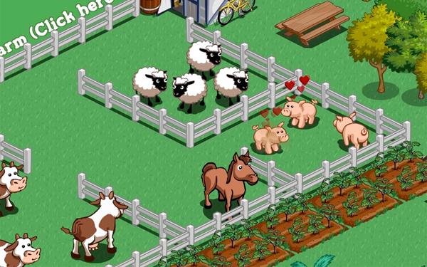 """Zynga продава на търг """"Farmville"""""""