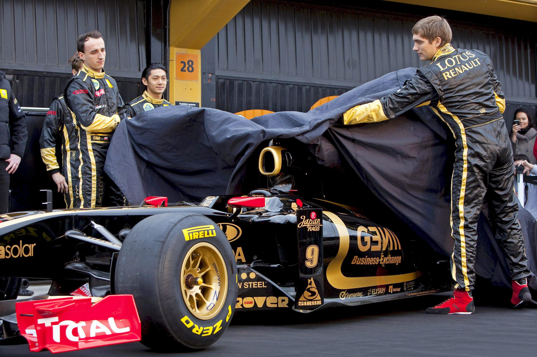 Рено почерня за следващия сезон във Ф1