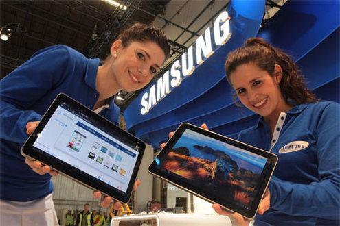 Представиха новия Galaxy Tab в Барселона