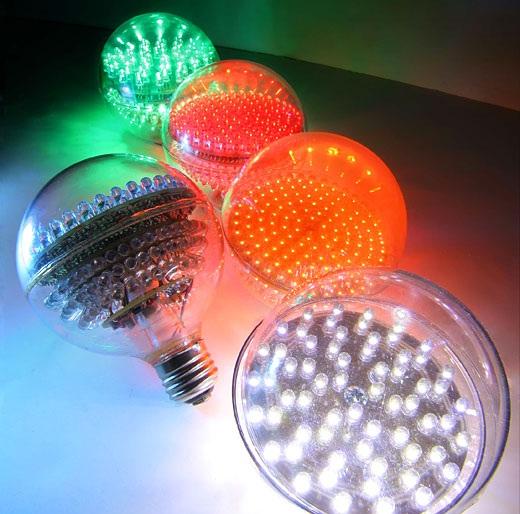 LED осветлението се оказа токсично