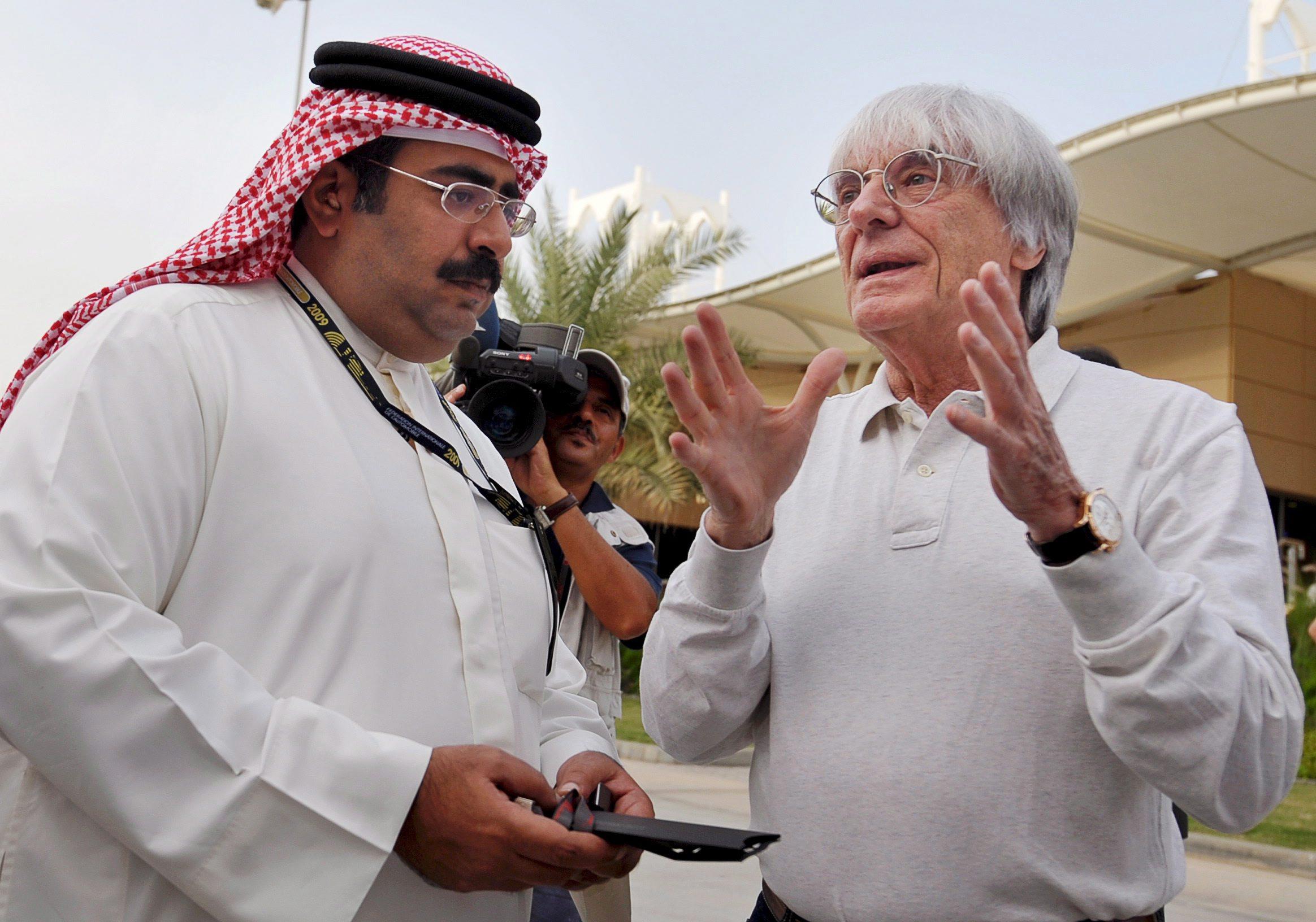 ФИА и Екълстоун ще решат за кръга в Бахрейн до края на март