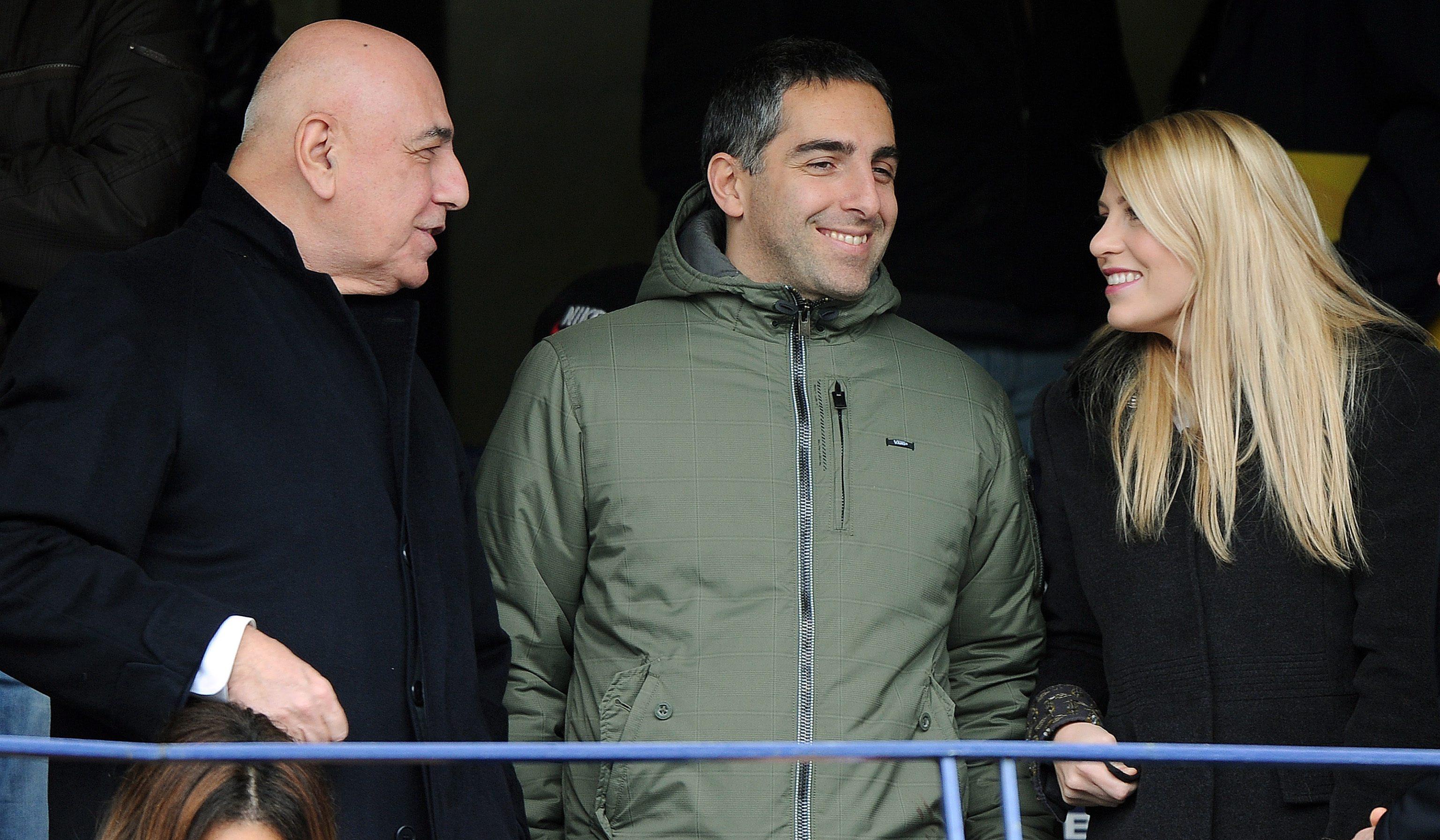 Дъщерята на Берлускони стана шеф в Милан