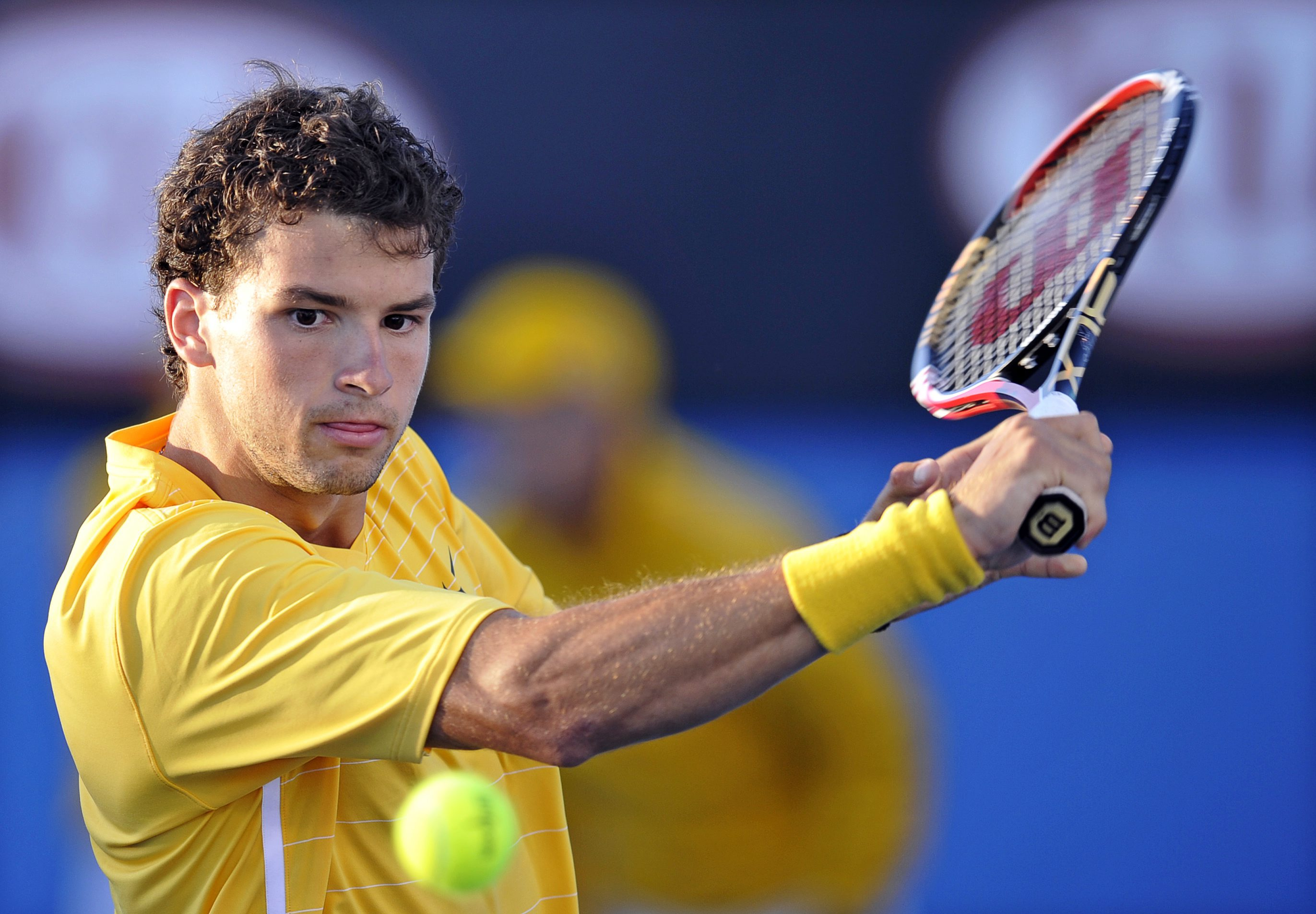 Гришо стартира срещу френски тенисист в Париж