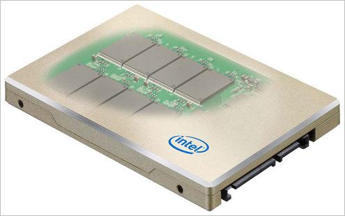 Intel пуска евтино SSD устройство