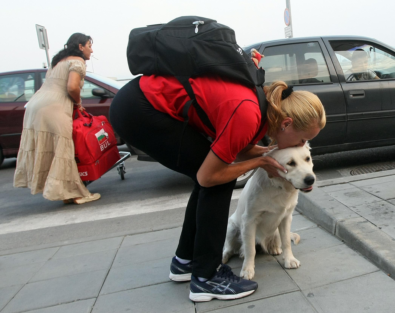 Петя Дачева се класира за финала на троен скок