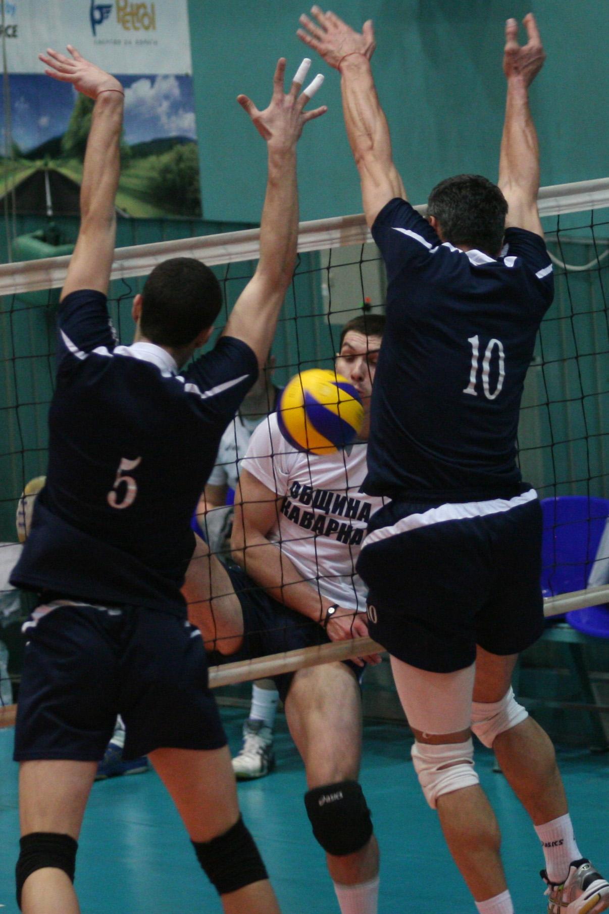 Мъжкият Левски на четвъртфинал за Купата на България