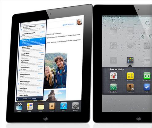 За 3 дни Apple продаде 1 млн. iPad 2