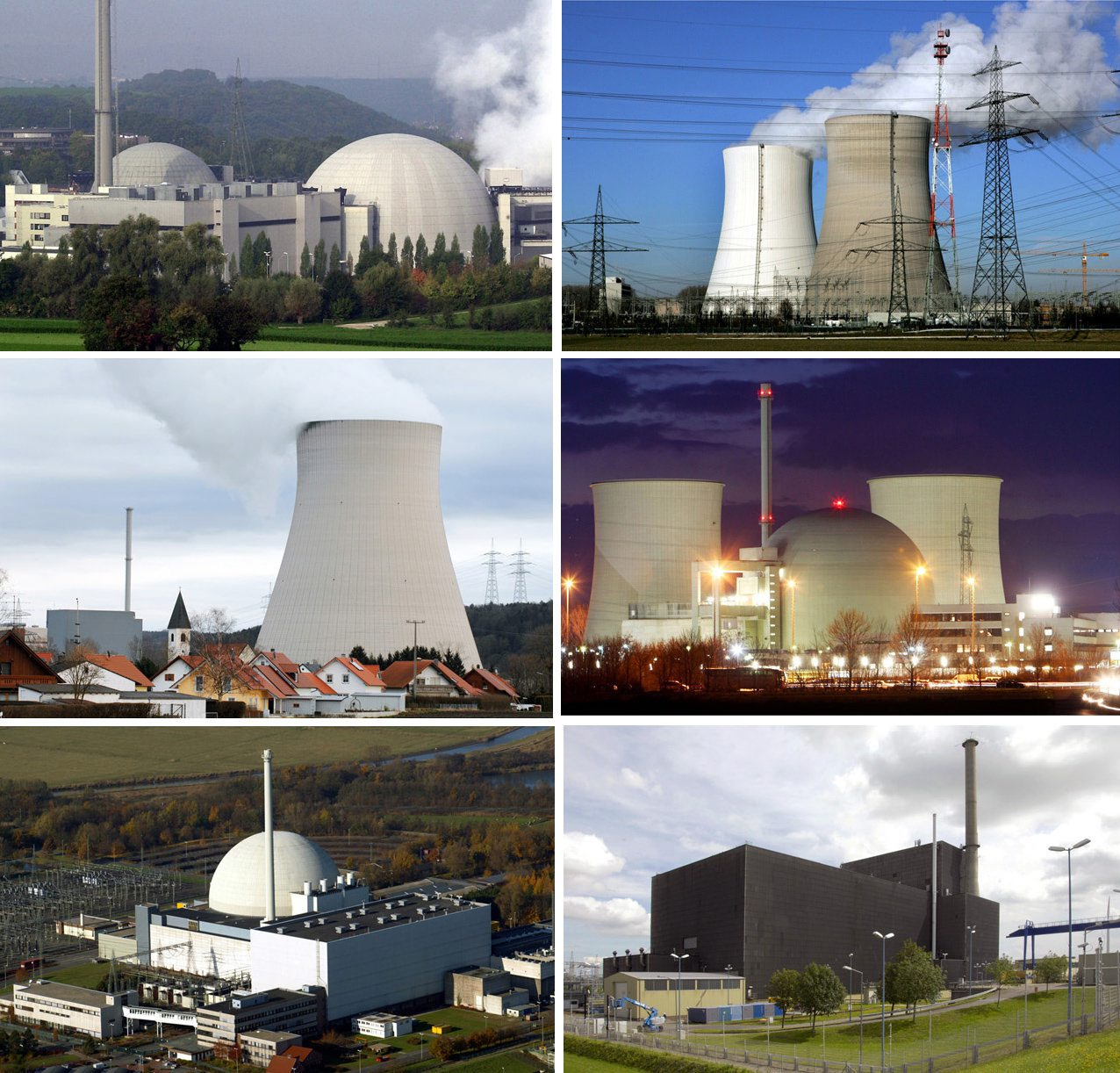 Започват строежи на подземни атомни централи