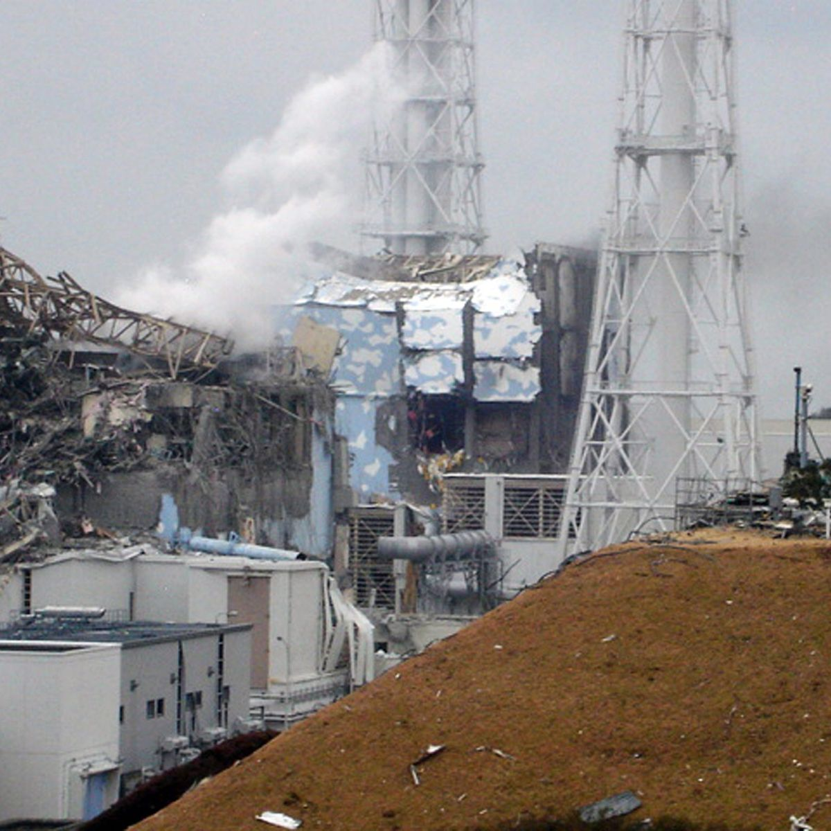 "520 т радиоактивна вода изтекли от ""Фукушима-1"""