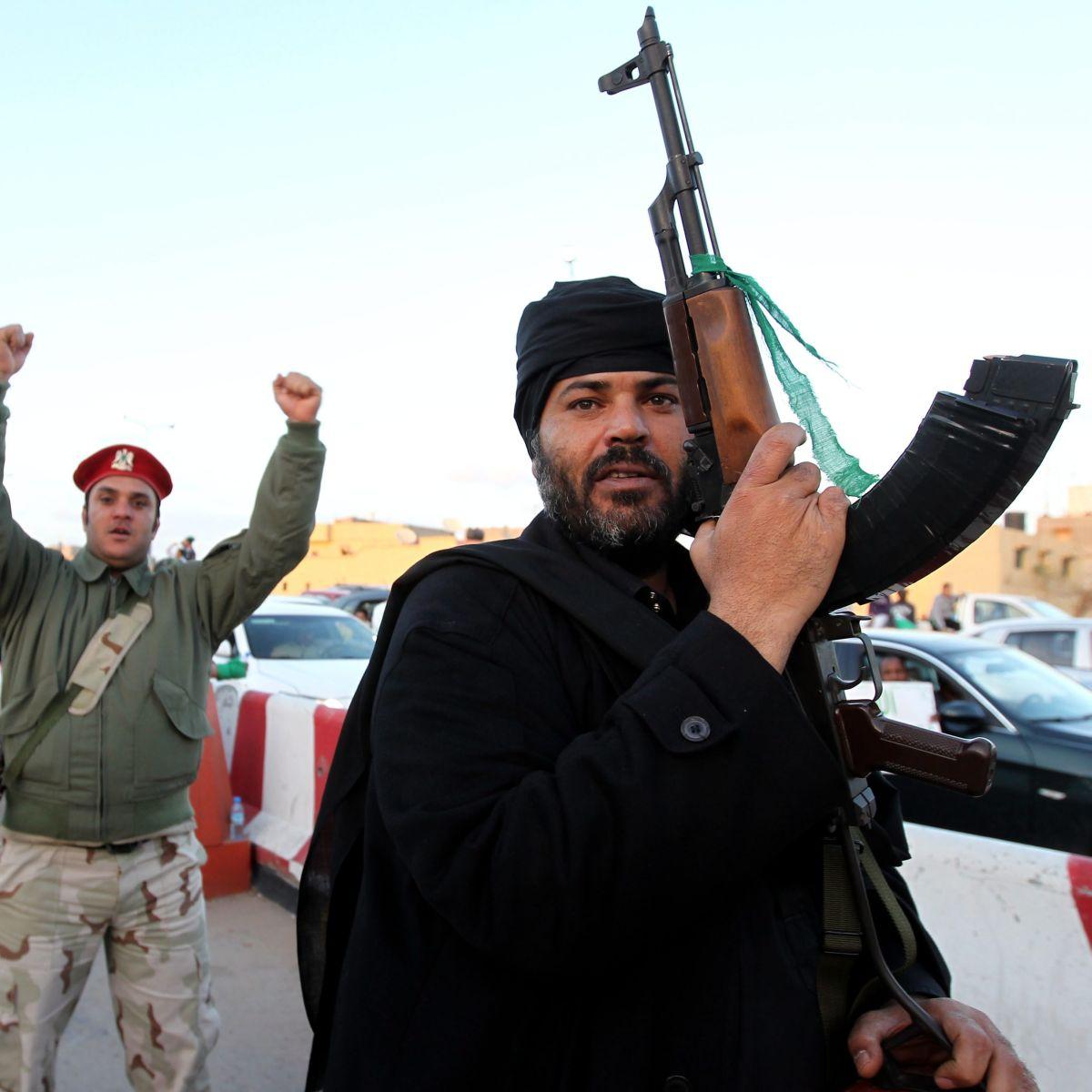 Отвлякоха 4-ма журналисти в Либия, двама са ранени