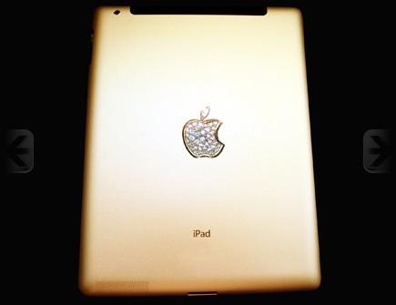 Създадоха златен iPad 2 за 8 млн. долара