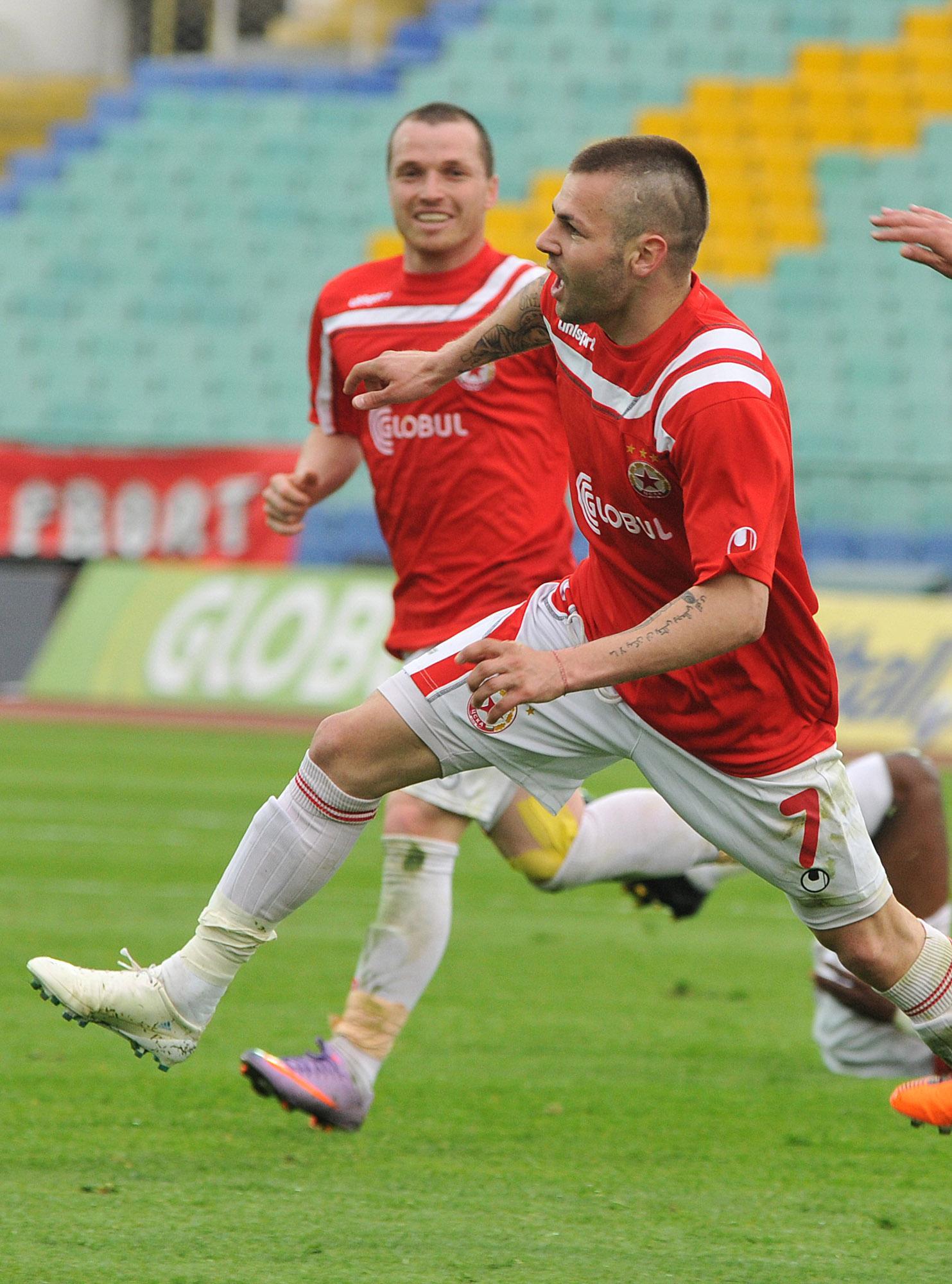ЦСКА е първия полуфиналист за Купата на България