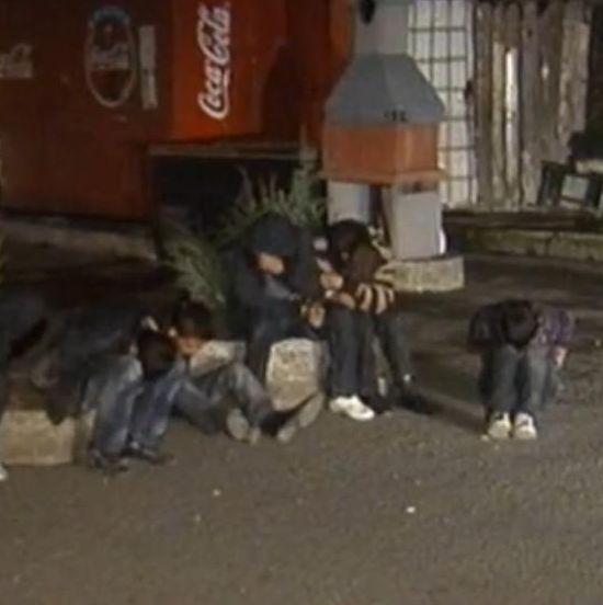 Полицаи преследваха роми, те им потрошиха колата