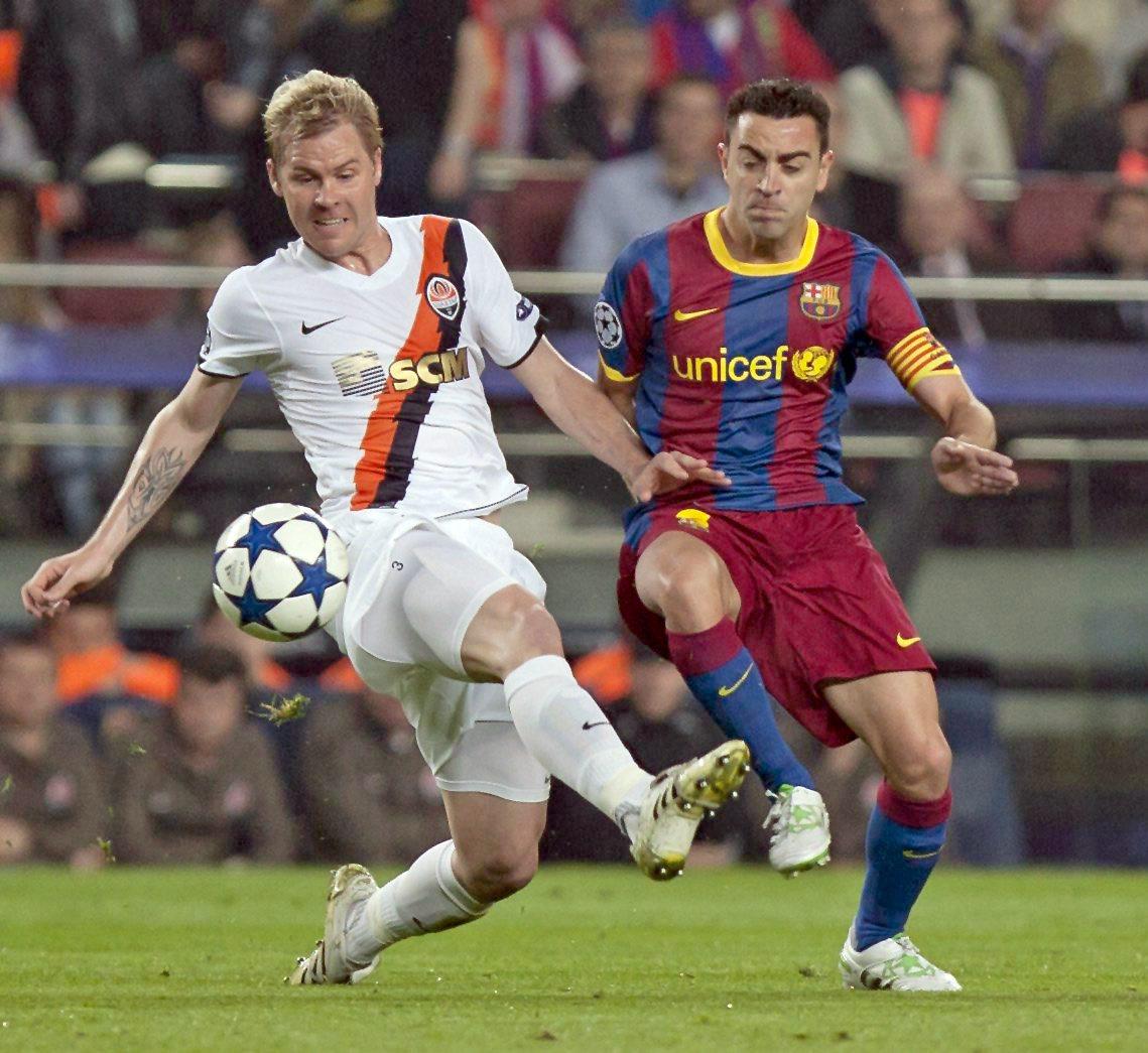 Барселона не се смили над Шахтьор Донецк