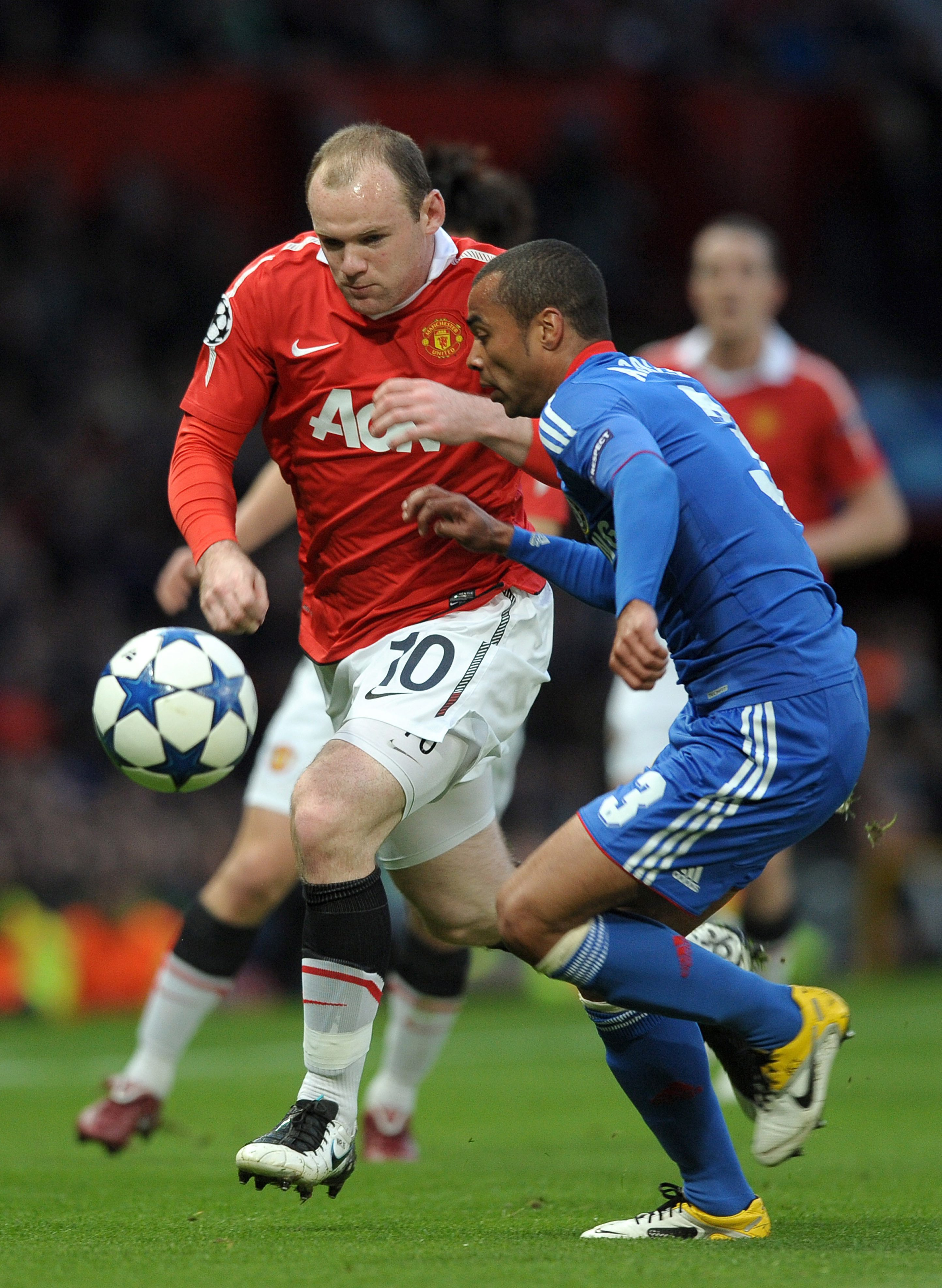 Юнайтед изхвърли Челси, чака Шалке на 1/2-финал