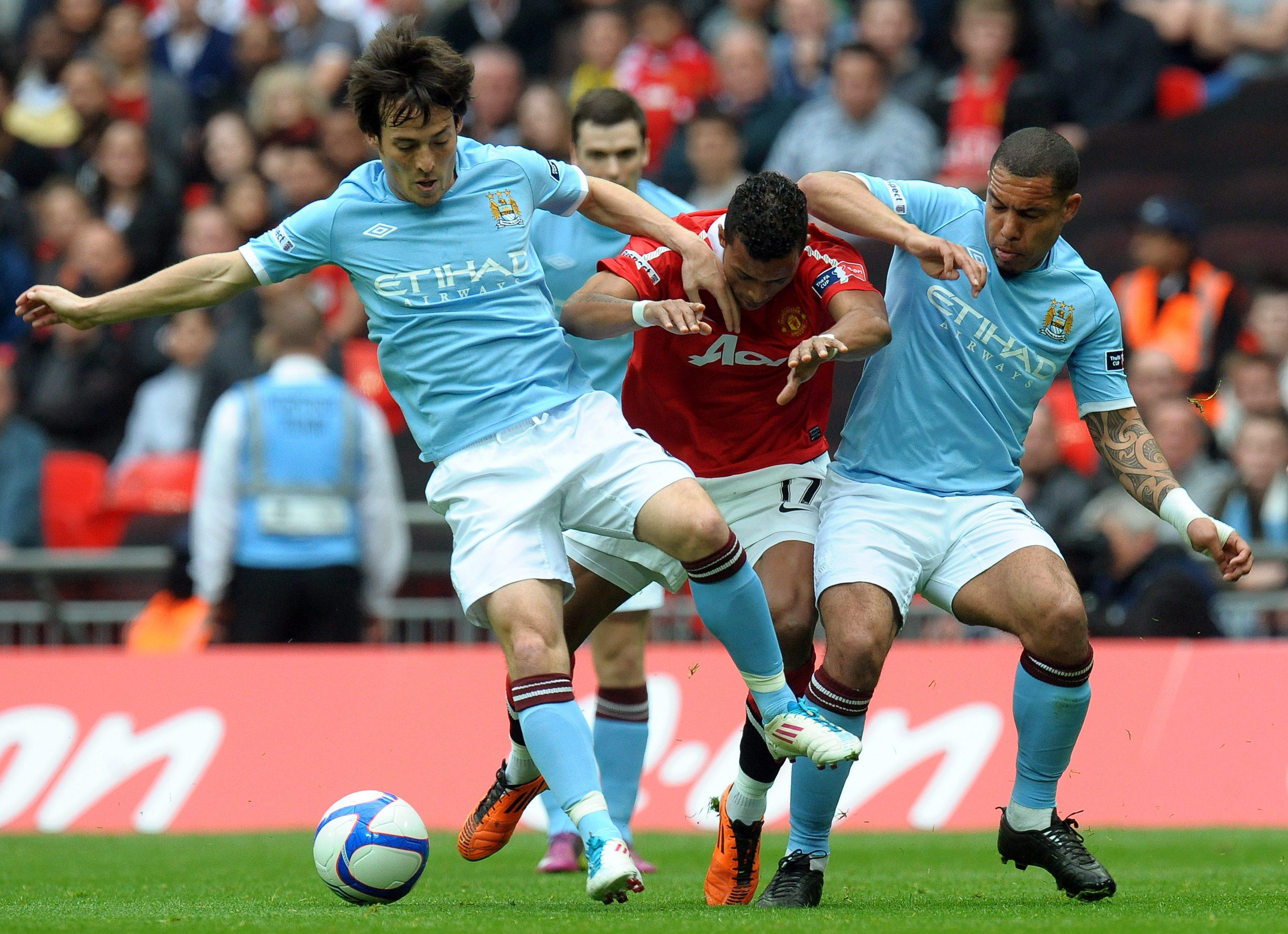 Манчестър Сити изхвърли Юнайтед от ФА Къп
