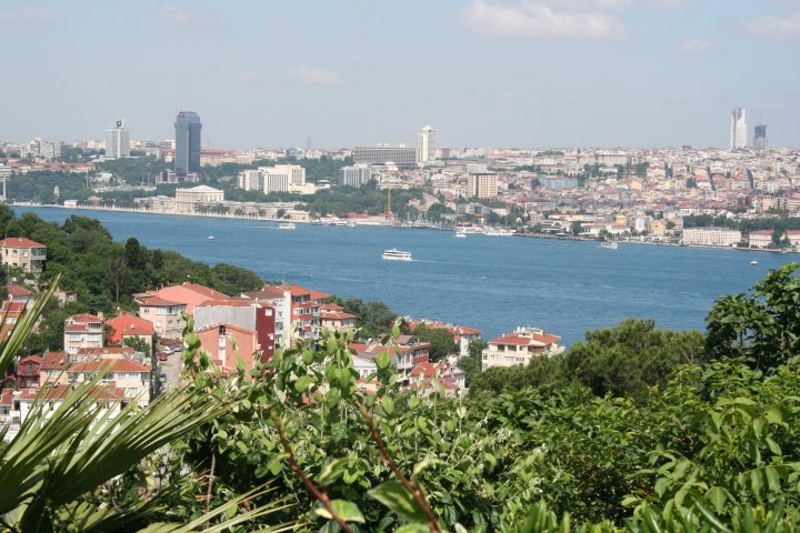 Вили на 1-ва линия на Босфора в Истанбул до 95 млн. долара