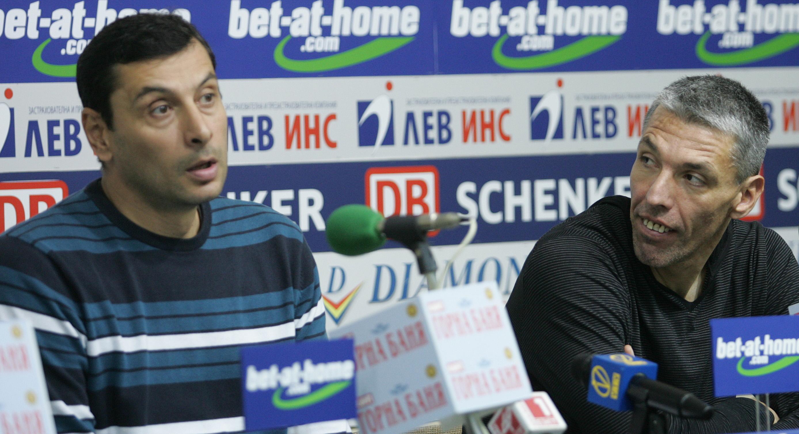 Левски си връща национален треньор и двама национали