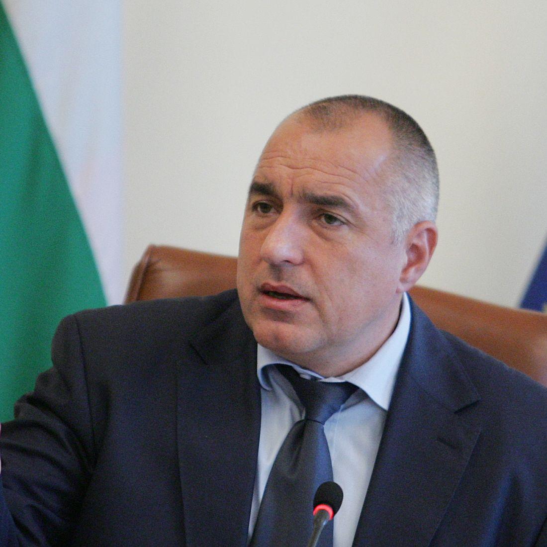 Борисов: Моята заплата трябва да е най-голямата