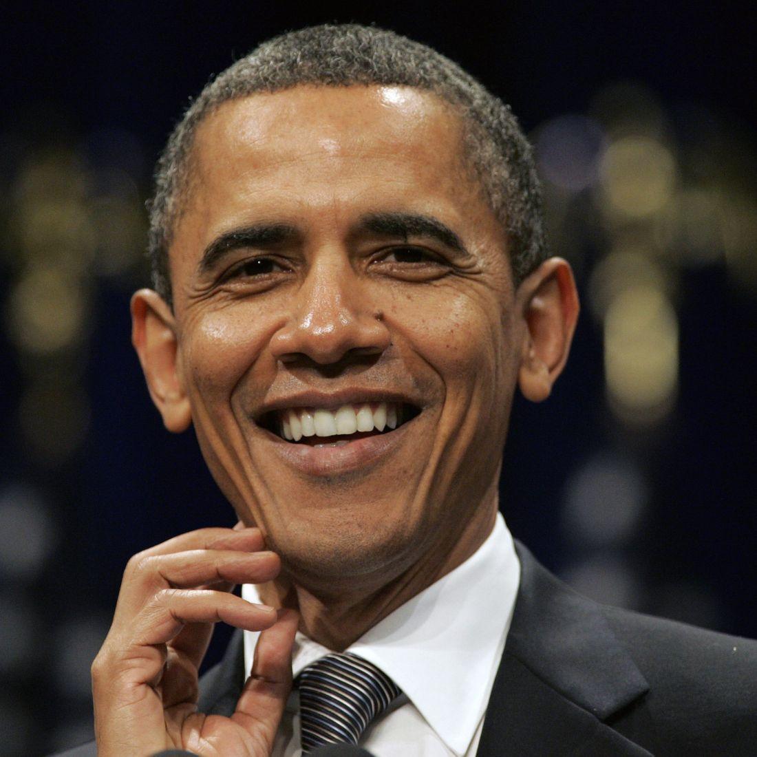 Обама има iPad - подарък от Стив Джобс