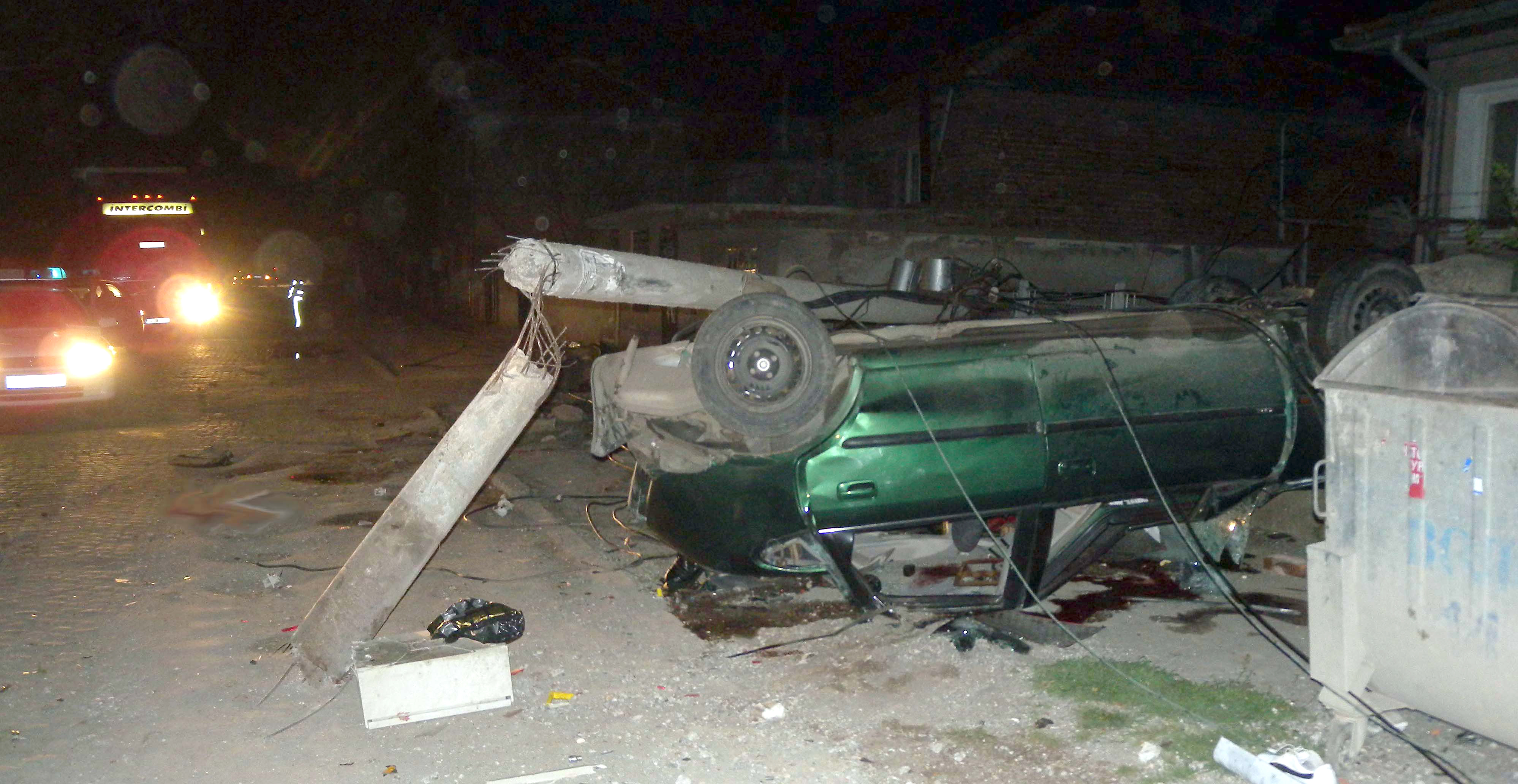 Шофьорът, убил шестима, бил с 1.3 промила алкохол