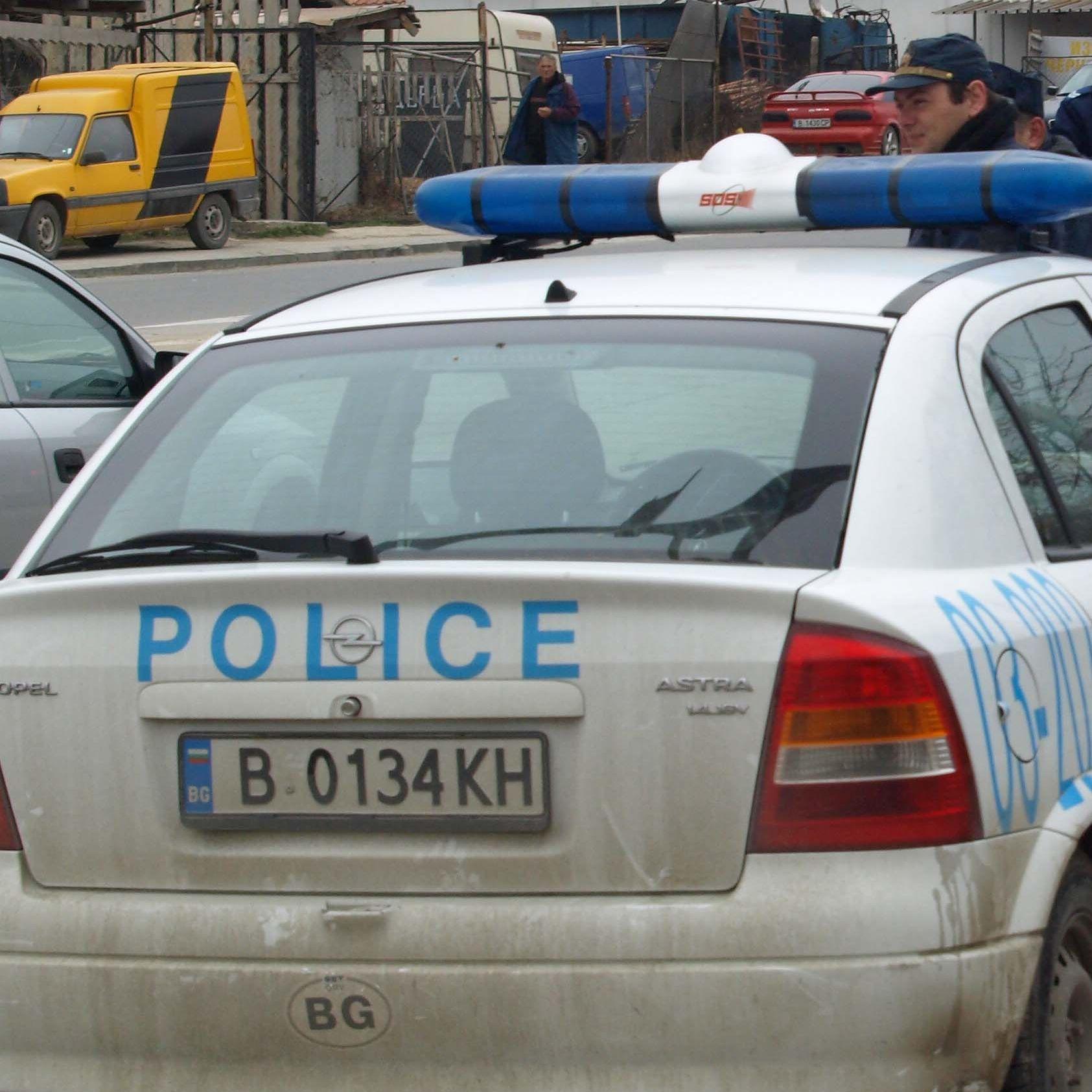 Варненски бизнесмен гази полицай след забележка